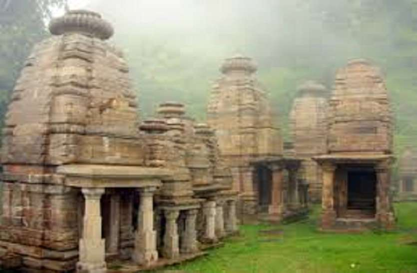 secrets of India's oldest sun temple is here : The Katarmal Temple