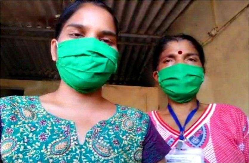 मुंबई के लॉकडाउन में फंसी मां-बेटी, मामा शिवराज सिंह चौहान से मांगी मदद, देखें VIDEO