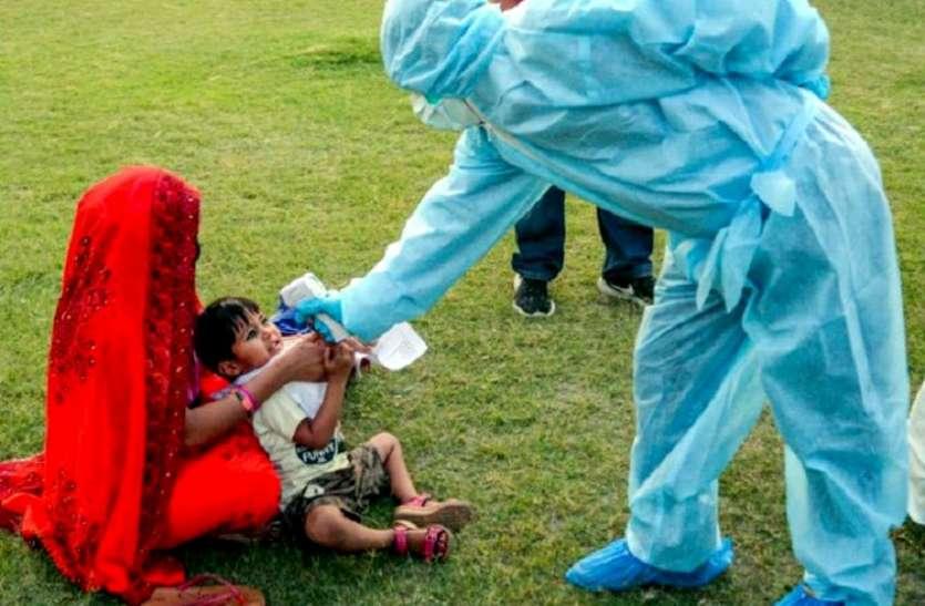 CORONA UPDATE : इन राज्यों में एक माह बाद क्यों फैलने लगा कोरोना का संक्रमण
