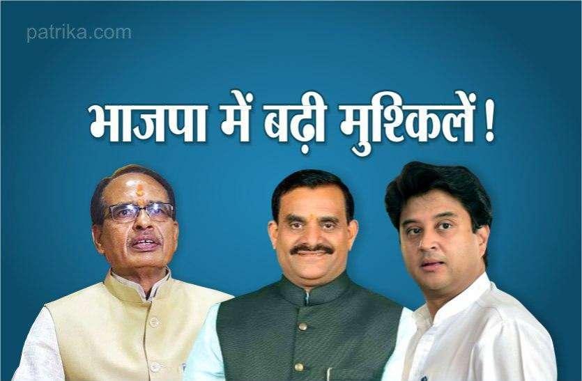 मंत्रिमंडल विस्तार: इन 10 विधायकों को लेकर मुश्किल में भाजपा, किसे बनाए मंत्री, फूट का भी डर