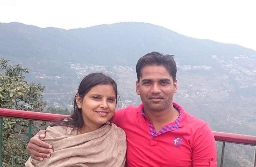 कोरोना पीड़ित महिला को पड़ी ब्लड की जरूरत तो अस्पताल की ओर दौड़ पड़े डीएसपी पत्नी और थाना प्रभारी पति
