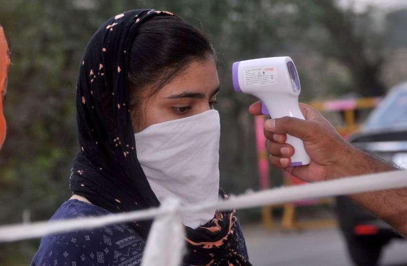 राजस्थान में आए 213 कोरोना पॉजिटिव, सबसे ज्यादा जयपुर में मिले संक्रमित मरीज