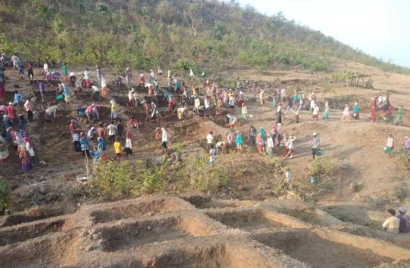 गुजरात में सरकार दे रही रोजगारी के अवसर
