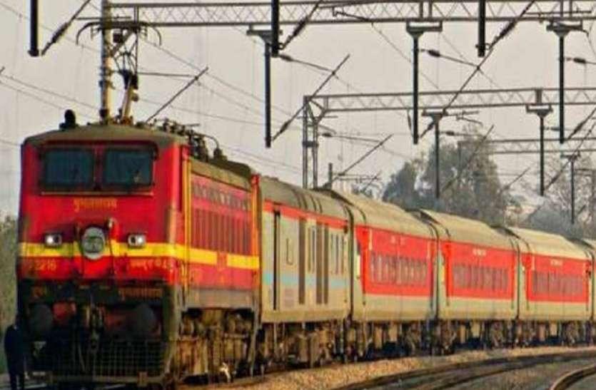 इटावा में श्रमिक स्पेशल ट्रेन से कटे 15 गोवंश