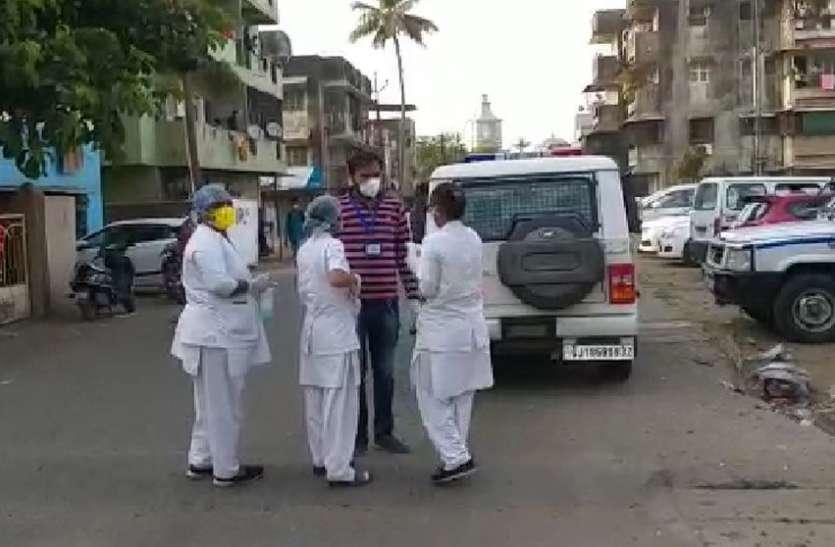 वापी में कोरोना पॉजिटिव दो मरीज मिले, हड़कंप