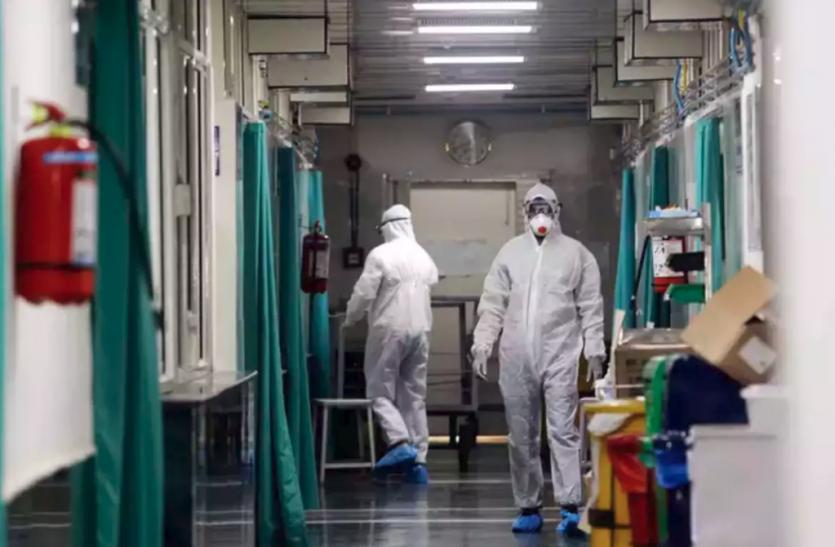 कोरोना संक्रमितों के लिए कोविड-19 अस्पतालों में TV लगवाएगी सरकार