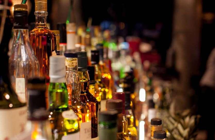 उदयपुर के होटल-रेस्त्रां बेचना चाहते हैं शराब का स्टॉक