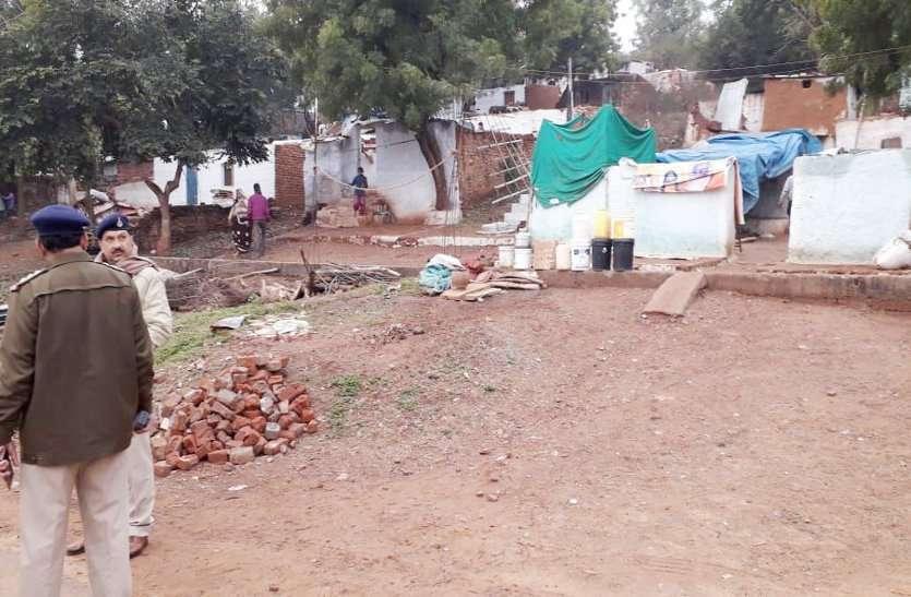 GWALIOR ; 5 पहाडिय़ों पर बस गईं 1500 घर की बस्तियां, बेशकीमती जमीन पर बन गए 135 मकान