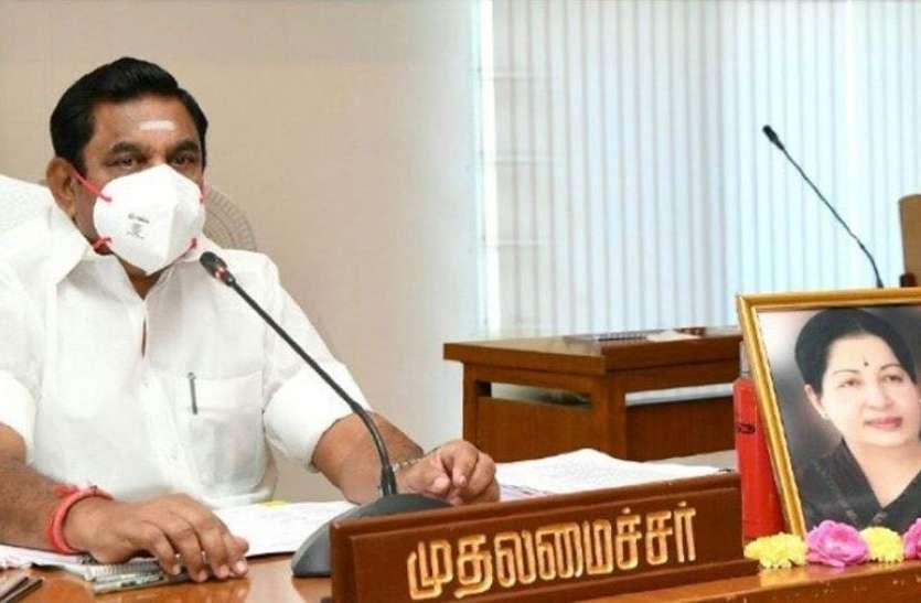 तमिलनाडु में 31 मई तक लागू डाउन बढ़ा,मिली कोविड शून्य जिलों को कई छूट