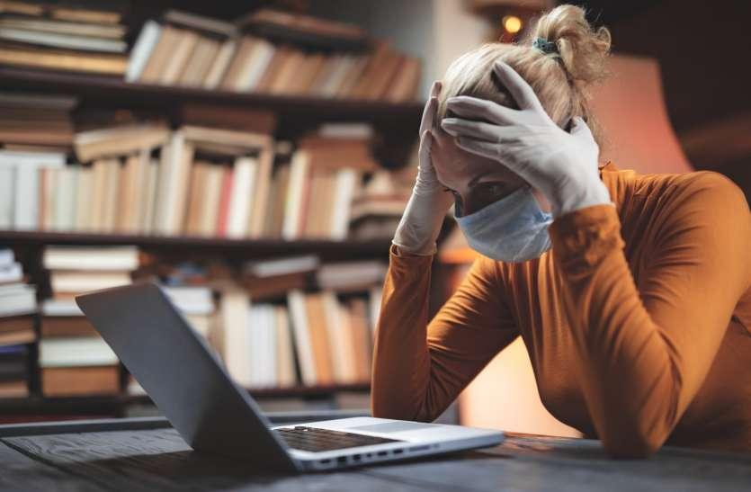 कोरोना वायरस ने बदली हमारी ऑनलाइन सर्च आदत, 400 फीसदी बढ़ गई क्वारंटीन की खोज