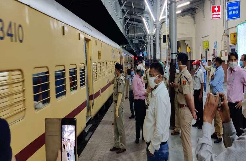 बिहार, उत्तर प्रदेश को ट्रेनों से बंधी आस