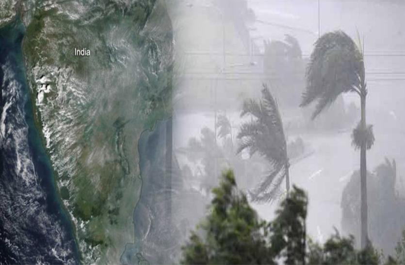 ओडिशा का नसीब बना चक्रवात, कईं बार मची है तबाही, कोरोना काल में Cyclone Amphan ने डराया