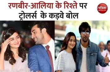 गर्लफ्रेंड Alia Bhatt के बाल काटने पर ट्रोलर्स ने Ranbir Kapoor को सुनाई खरी-खोटी, मां संग वक्त बिताने को कहा