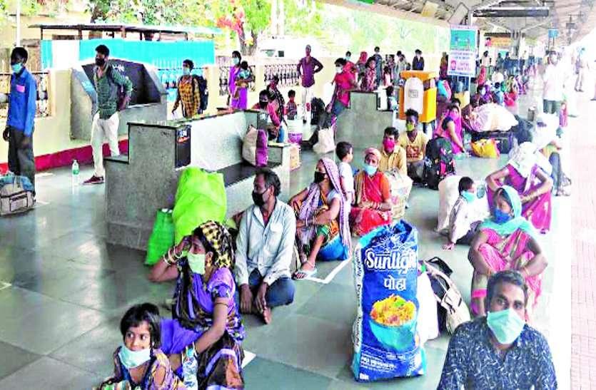 नागौर जिले में 79 हजार प्रवासी श्रमिकों की बनी सूची, 23942 हजार ने मांगा काम, अब तक 3 को मिला रोजगार