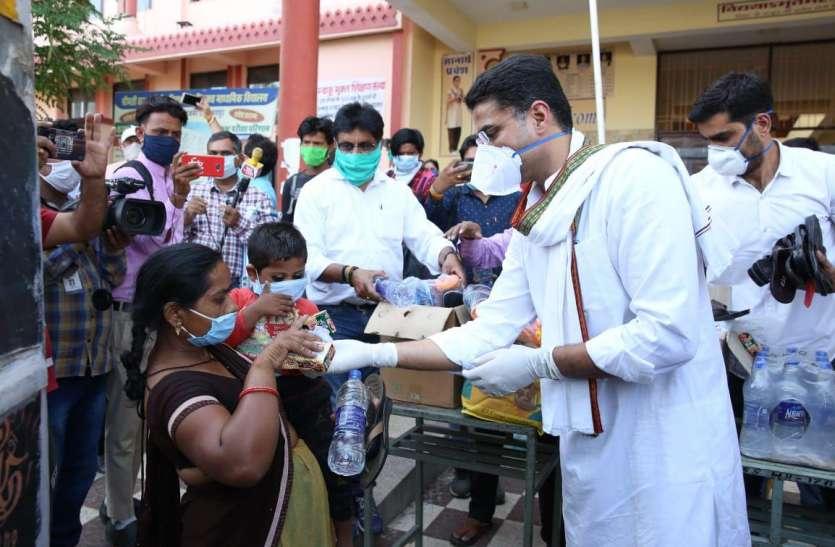 प्रवासी श्रमिकों को राहत देने के लिए ठोस नीति बनाने में केन्द्र सरकार नाकाम-पायलट