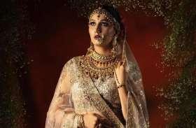 दुल्हन के जोड़े में सपना चौधरी ने ढाया कहर, हिना खान ने किया यह कमेंट, फैंस ने पूछा...