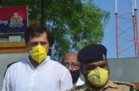 बाहहुबली धनंजय सिंह, एमएलसी बृजेश सिंह प्रिंशु समेत 11 समर्थकों पर मुकदमा