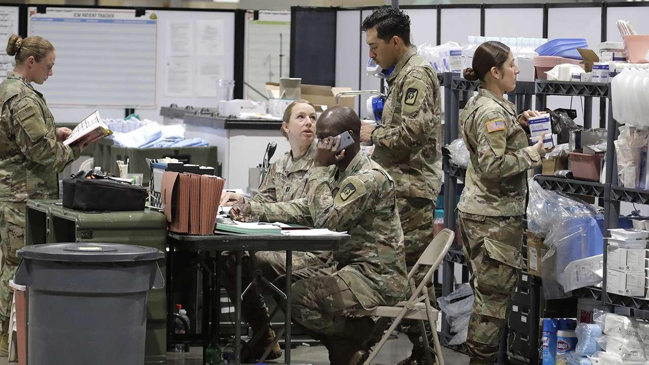 SPECIAL REPORT: जल्द नष्ट होगा दुनिया से कोरोना वायरस, अमरीकी सेना बनी सबसे बड़ी कोरोना 'वॉरियर' जानिए कैसे