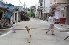 कोरोना से संक्रमित 12 मजदूरों ने बिजनौर को पहुंचाया रेड जोन में