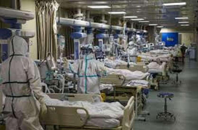 छत्तीसगढ़ में पहली बार डॉक्टर भी कोरोना संक्रमित, एक दिन में रिकॉर्ड 44 नए मरीज, आंकड़ा पहुंचा 216 पर