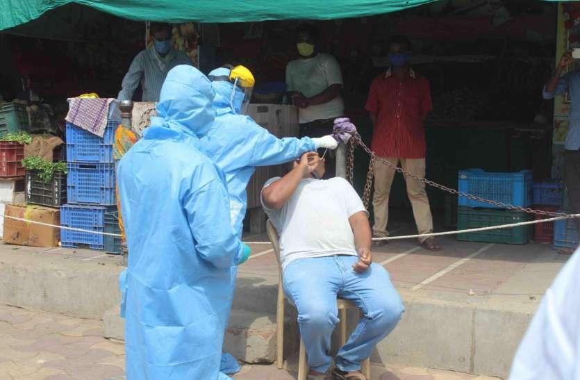 Coronavirus : सहारनपुर में खुलने लगा बाजार, अब इस आधार पर हाेगी दुकानदारों की भी सैंपलिंग