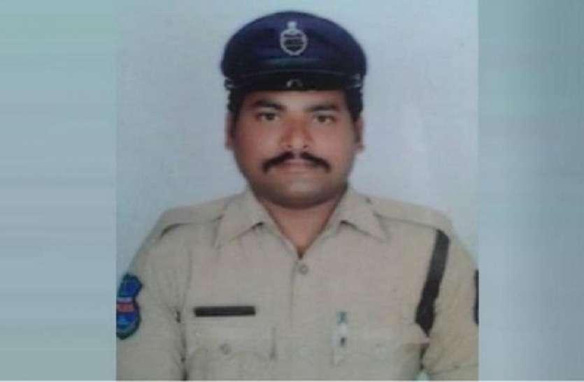 तेलंगाना में पहले कोरोना वारियर पुलिस कासंटेबलकी संक्रमणसे मौत