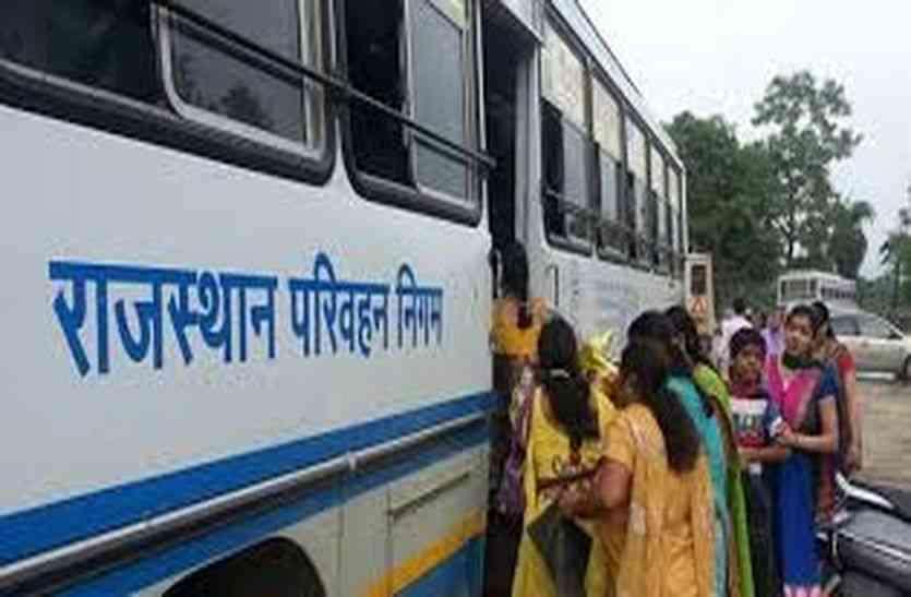 Rajasthan Roadways सितम्बर 2016 के सेवानिवृत्त परिलाभ इस महीने होंगे जारी