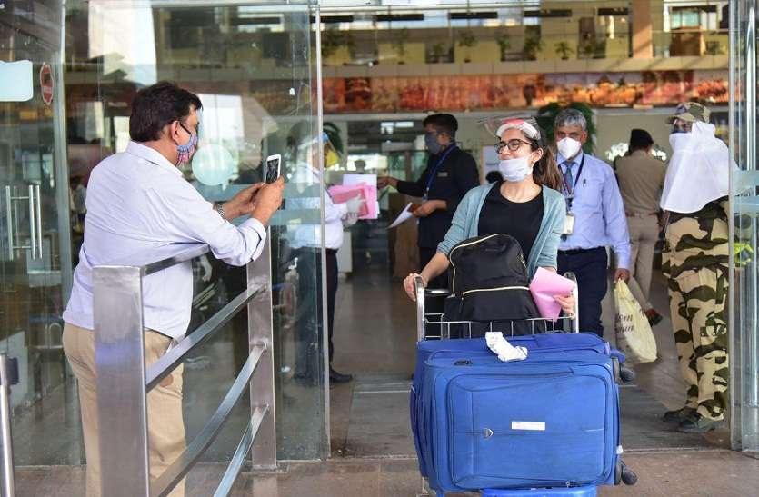 स्वदेश लौटे 148 प्रवासी राजस्थानी, 14 दिन क्वॉरंटीन, फिर जाएंगे घर