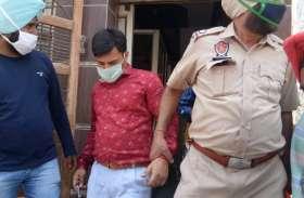 कोख में कन्याओं का हत्यारा डॉक्टर गिरफ्तार, मशीन जब्त