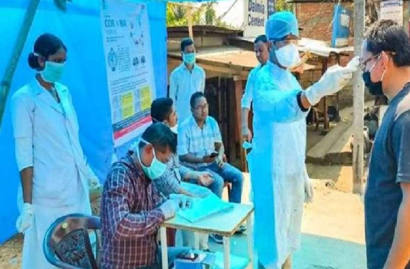 5 नए प्रवासी मजदूर मिले कोरोना संक्रमित, जनपद में कोरोना मरीजों की संख्या हुई 18