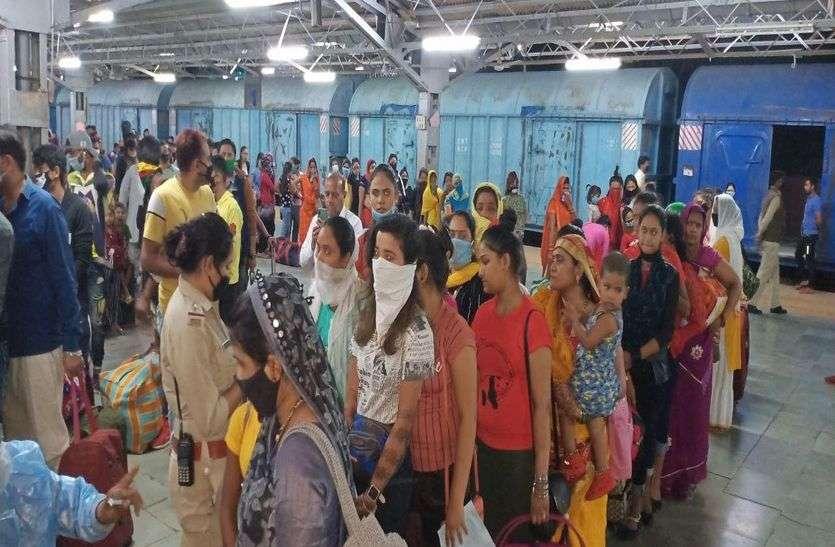 शिवपुरी के कुछ घरों में बाहर से आई युवतियां छुपी, जिनकी ना स्क्रीनिंग हुई ना टेस्ट हुआ..