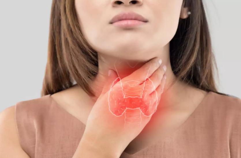 कोरोना रोगियों को हो सकती है थायराइड की समस्या