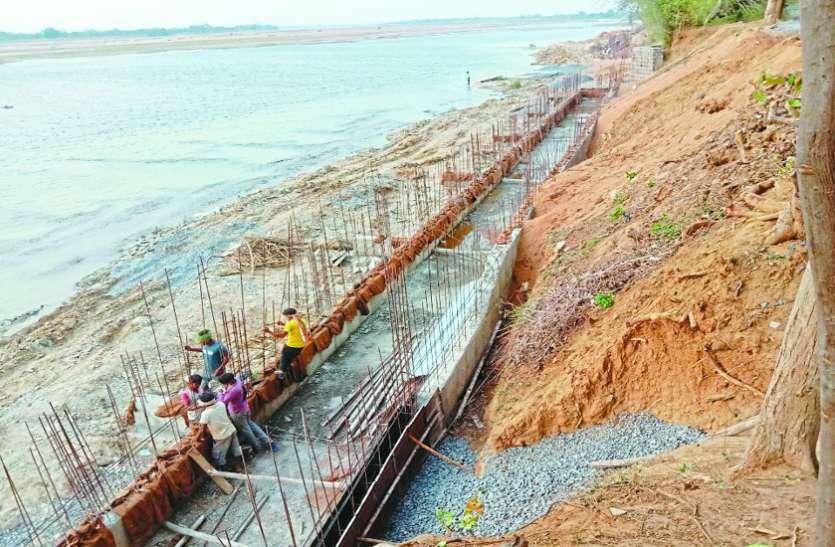 पौराणिक तीर्थ स्थल नारायणपुर की तस्वीरें तेजी से बदल रही