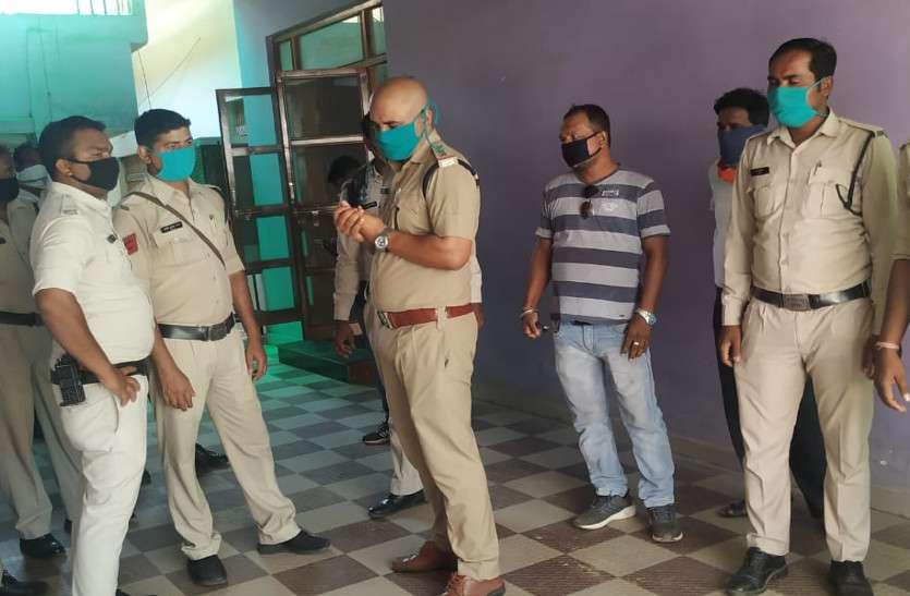दवा व्यवसायी के घर से साढ़े छह लाख रुपए नकदी की चोरी, आरोपी की तलाश में जुटी पुलिस