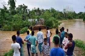 कोरोना व स्वाइन फीवर के बाद असम में मंडराया बाढ़ का खतरा