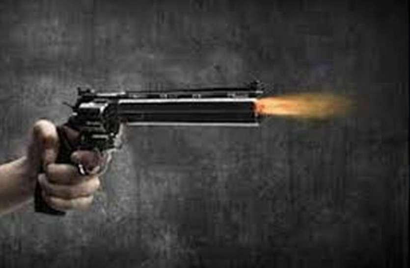 firing : उधना प्रभुनगर में फायरिंग, किशोर घायल