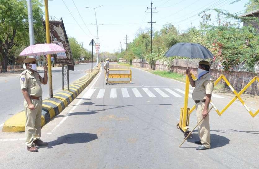 जोधपुर में सर्वाधिक पॉजिटिव लॉकडाउन-2 में आए, तीसरे व चौथे चरण में अपेक्षाकृत कम फैला संक्रमण