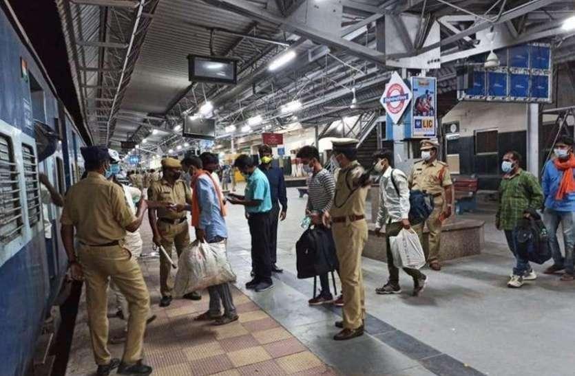 119 ट्रेनें एमपी आईं, अब तक 5 लाख श्रमिक वापस आए, गुजरात से सबसे ज्यादा 2 लाख
