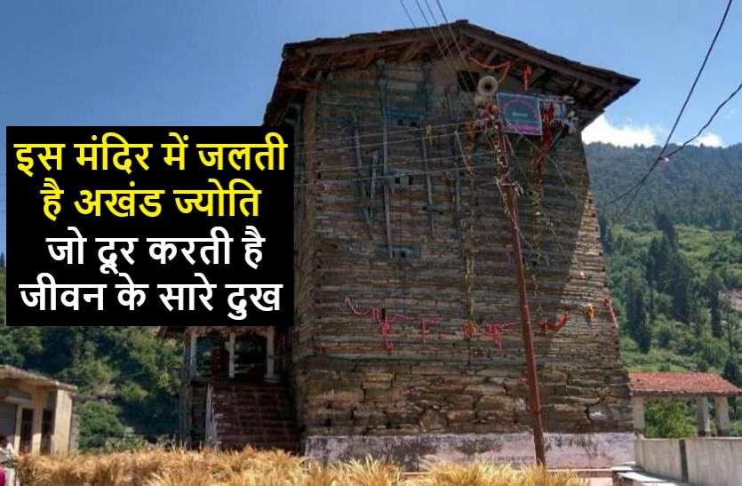 अनोखे चमत्कार वाला 5 मंजिला शनि मंदिर, जिसका पांडवों ने कराया था निर्माण