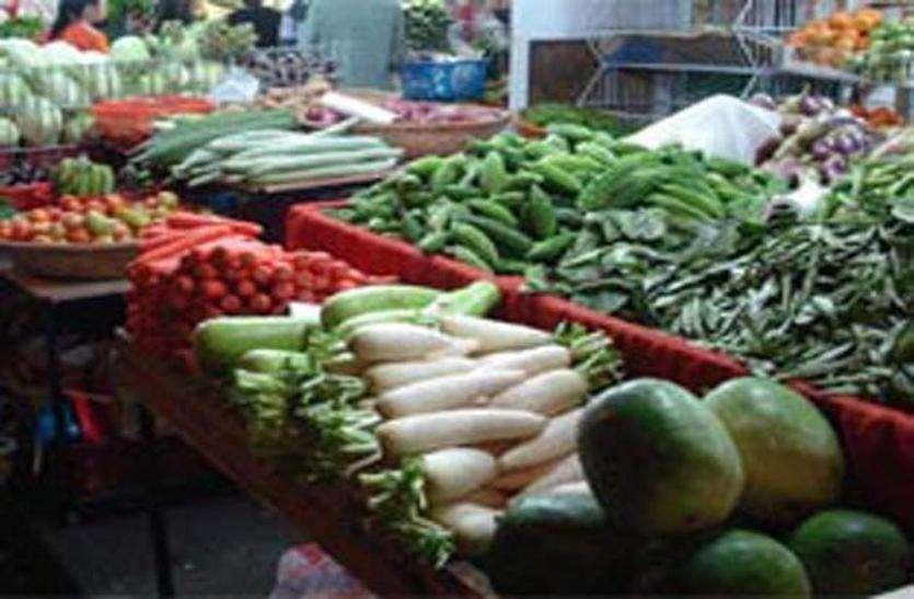 Lockdown: ज्वेलर्स ने लगा दी सब्जी की दुकान....???
