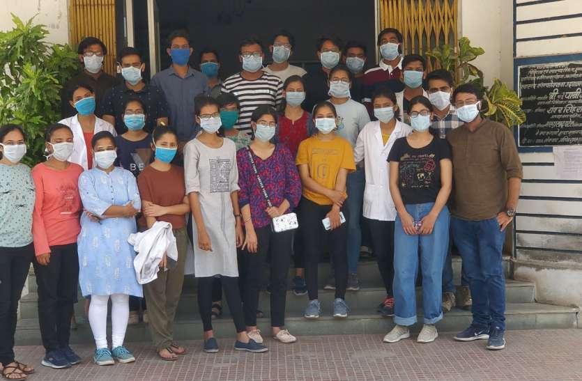 अब तक उदयपुर के आठ मरीज हुए डिस्चार्ज, कुल 151