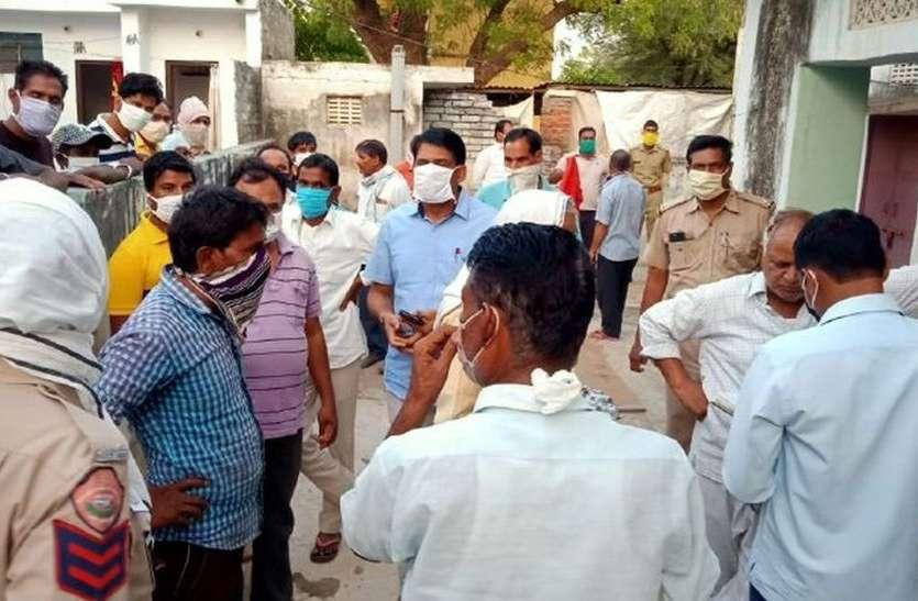 लूट के लिए वृद्धा की हाथ-पैर काटकर निर्मम हत्या, शव देख पुलिस अधिकारी भी रह गए दंग