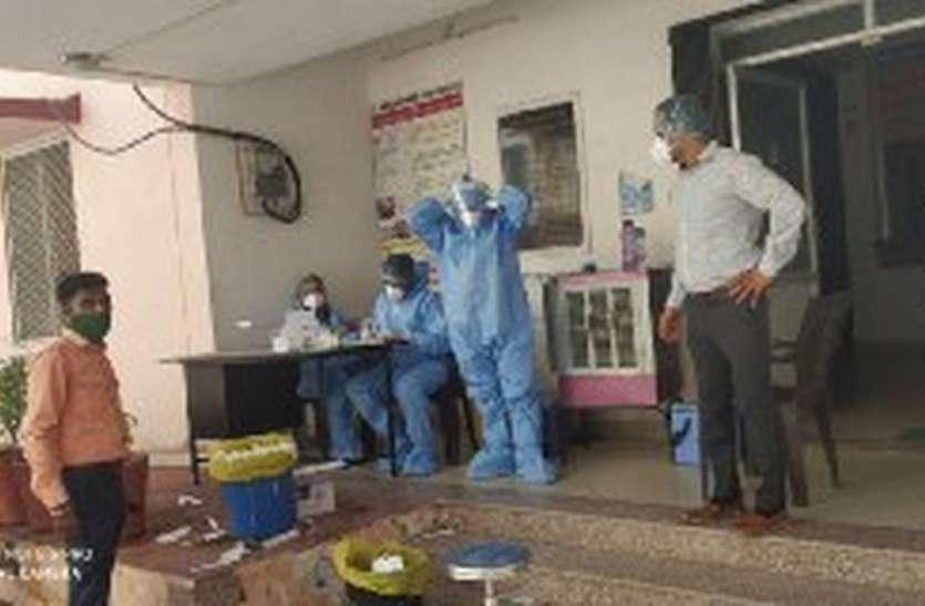 उदयपुर में 13 नए मामले, पॉजिटिव की संख्या बढ़कर हुई 459