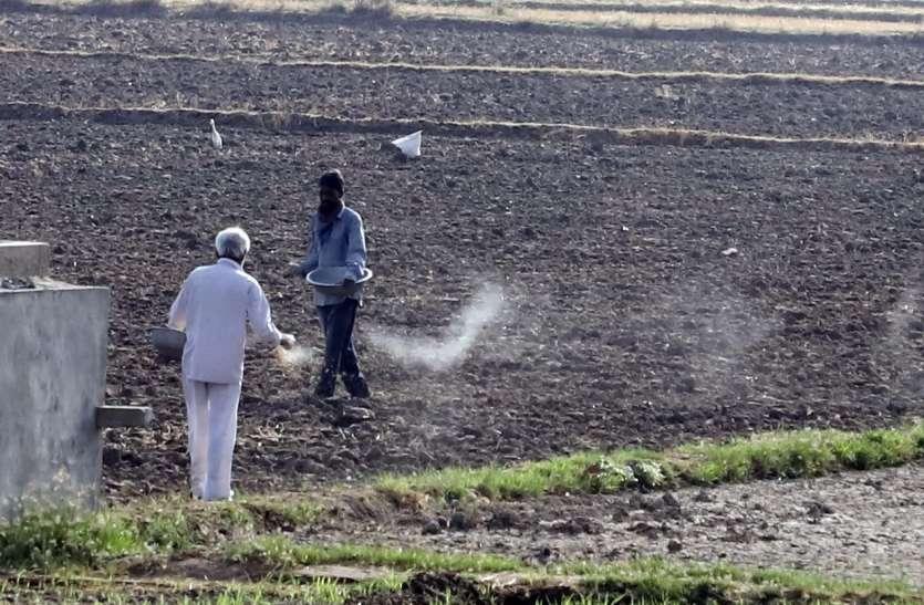 मौसम और लॉकडाउन की मार ने किसानों की कमर तोड़ी लेकिन हौसला नही तोड़ पाया, अब अगली फसल की तैयारी