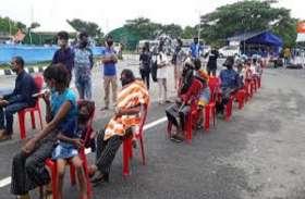 असम सरकार ने फंसे हुए 12 लाख लोगों को बुलाने से हाथ खड़े किए