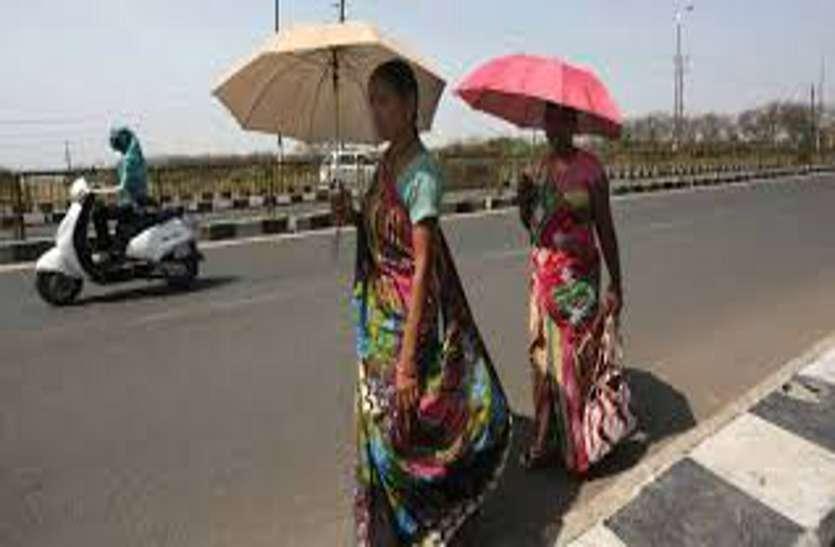 मौसम विभाग ने जारी की चेतावनी, 4-5 दिन प्रदेश में चलेगी लू