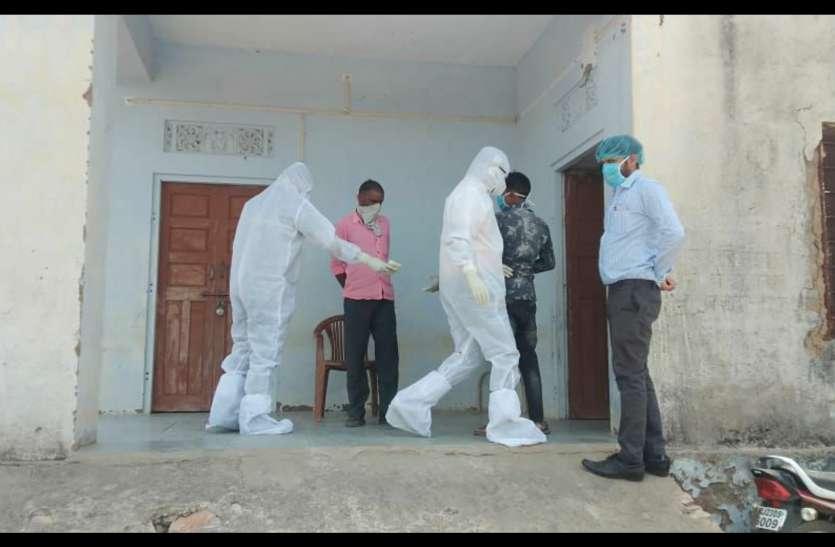 सामुहिक बलात्कार के आरोपियों की कोरोना की जांच के लिए सैम्पल जयपुर भेजे