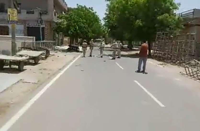 नया शहर पुलिस थाना क्षेत्र में निषेधाज्ञा आदेश लागू