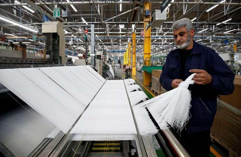प्रदेश के टेक्सटाइल सेक्टर ने पकड़ी रफ्तार, 9 मेगा टेक्सटाइल इकाइयों में उत्पादन शुरु