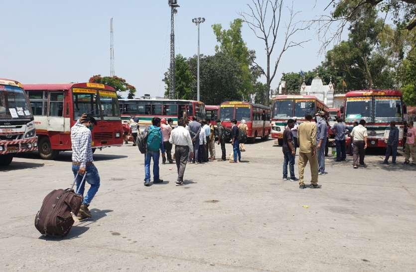 OMG : प्रवासी श्रमिकों काे लेकर फिर बड़ी लापरवाही, पूर्वी यूपी के श्रमिकों काे गाेआ से सहारनपुर ले आई ट्रेन